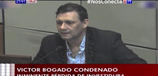 Legisladores no tienen dudas que Bogado usó influencias indebidamente