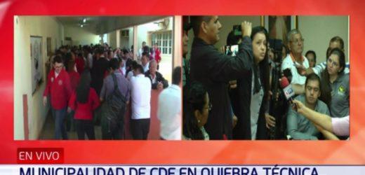2.732 empleados en Municipalidad de CDE