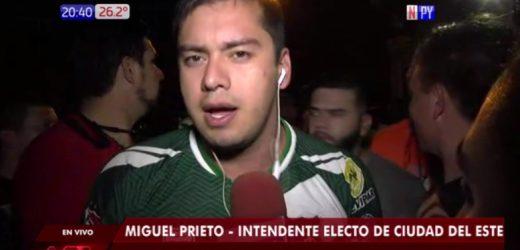 Prieto ya sabe cuáles serán sus primeras acciones