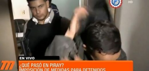Prisión para detenidos en confuso operativo en Piray