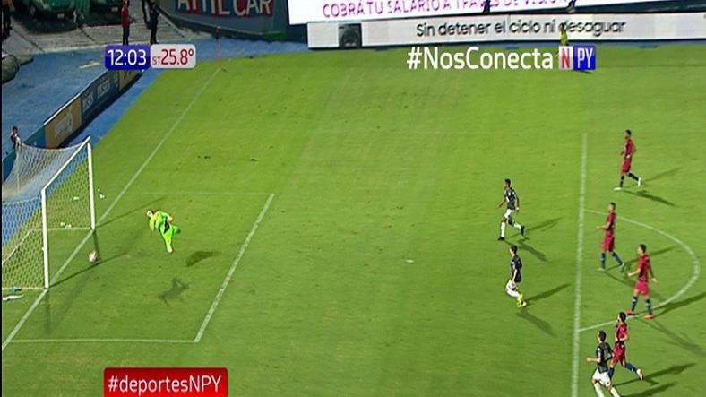 Dura sanción para árbitros de gol fantasma