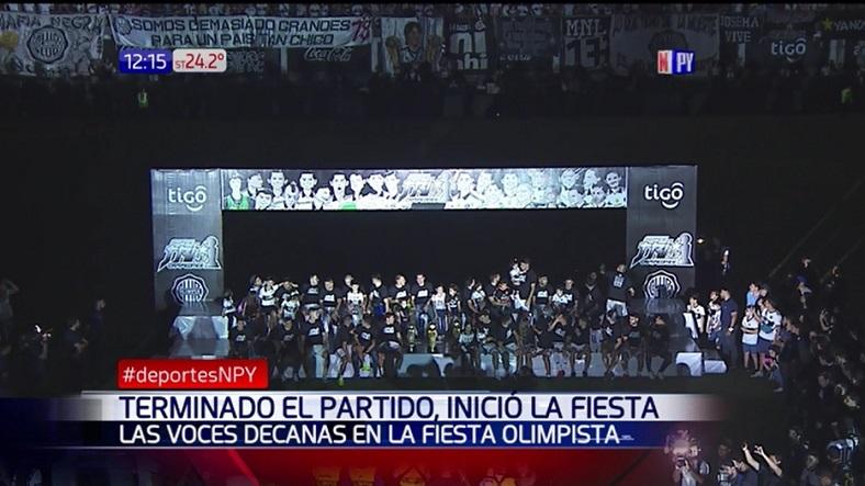 Olimpia se corona campeón invicto del Apertura 2019