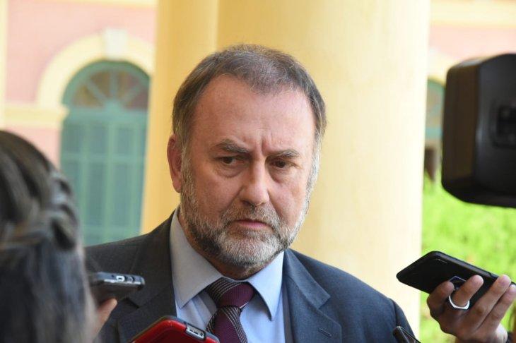 Harán pública declaración de bienes de Benigno López