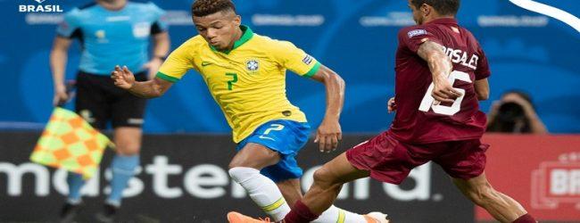 El VAR le dijo 'NO' a Brasil y empató a cero con Venezuela