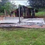 Un hombre fue incinerado en su propia vivienda