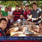 Exdirector de penal de San Pedro almorzaba con reos en 'la granja'