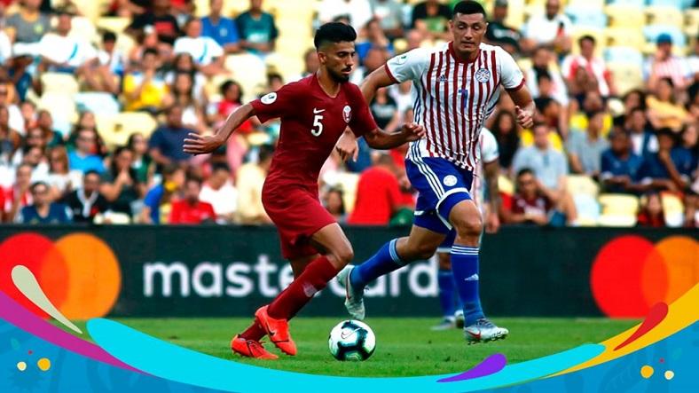 Paraguay decepciona en su debut