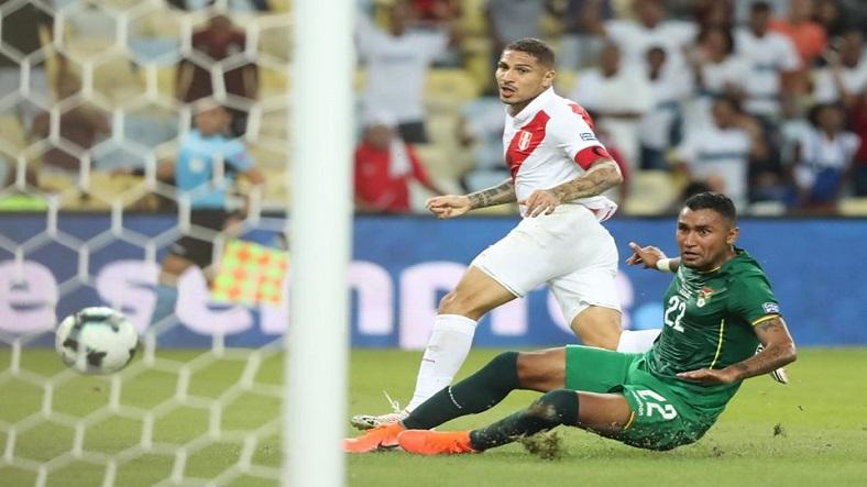 Perú cosecha su primer triunfo en la copa
