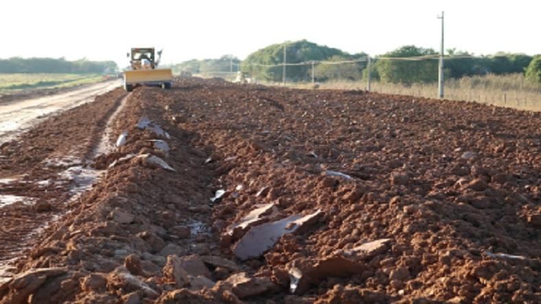 Alto Paraguay tendrá su primera ruta asfaltada