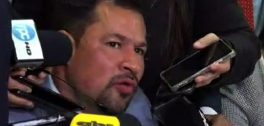 Quintana dispara contra Ministerio Público