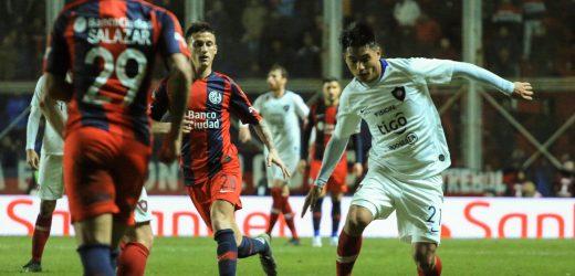 Cerro Porteño rescata importante empate ante San Lorenzo
