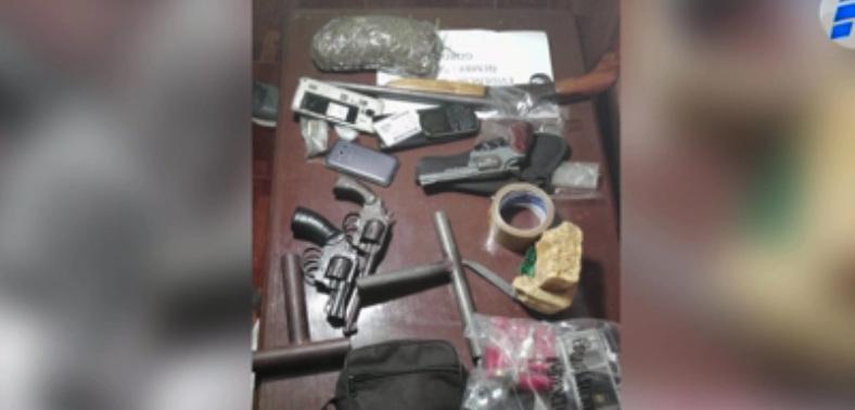 Cinco microtraficantes de droga capturados en Ñemby