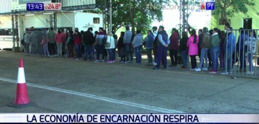 Reportan aumento de ventas en Encarnación