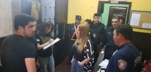 Fiscalía allana comisaría en Lambare tras denuncia de tortura