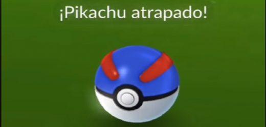 "Cerro atrapó a ""Pikachu"""