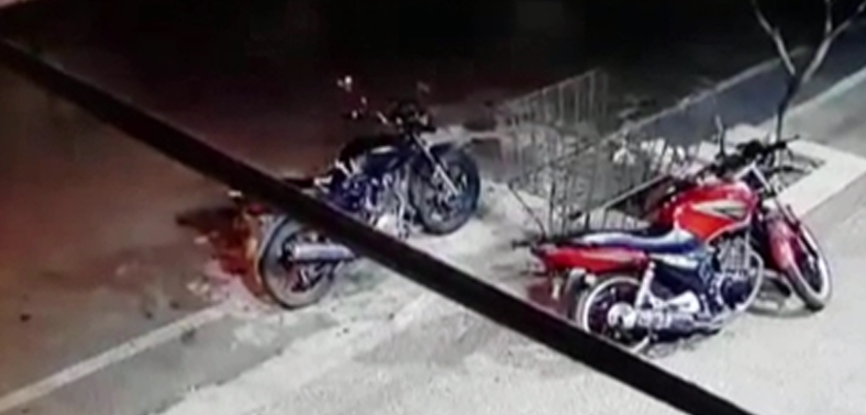 Detienen a presunto motoasaltante que mató a joven de 20 años