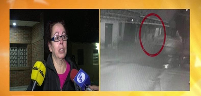 Motochorros asesinaron a estudiante de veterinaria