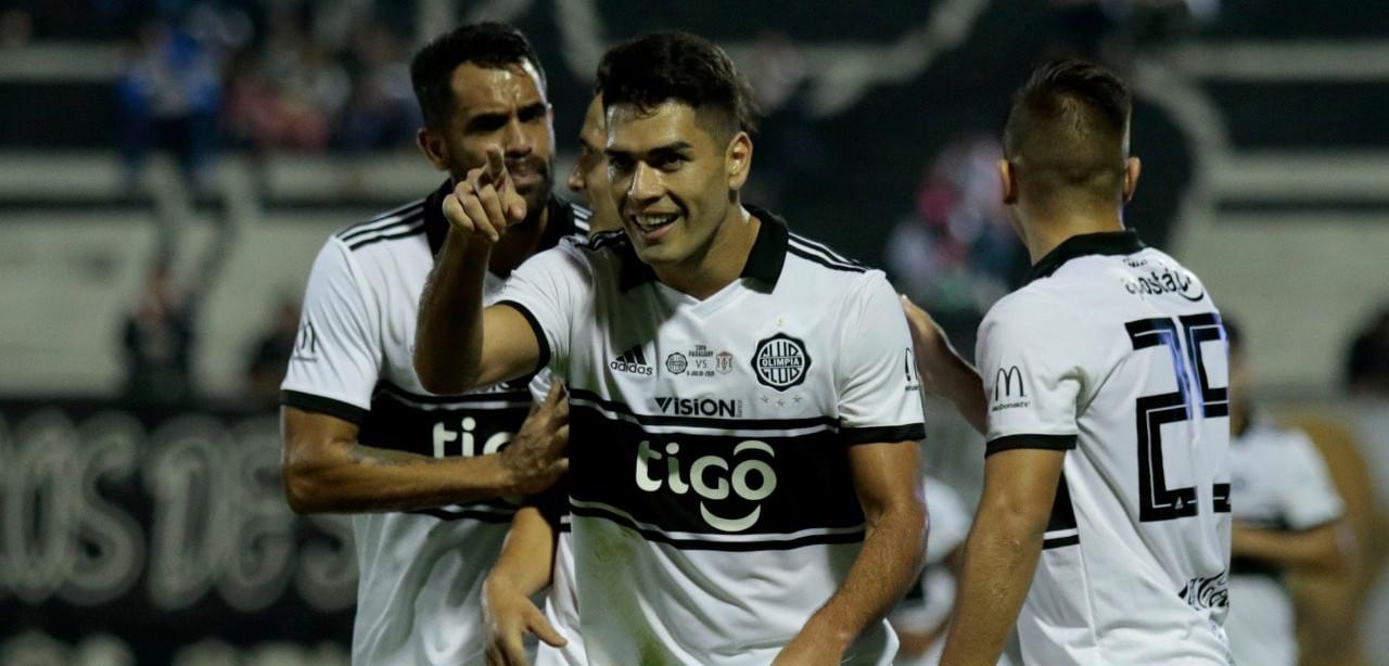 Olimpia golea en su debut en Copa Paraguay