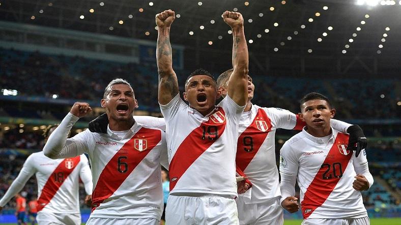 ¡Batacazo histórico! Perú a la final