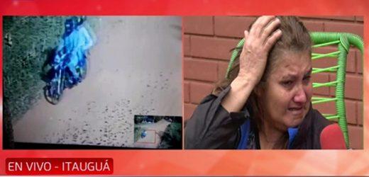 Motochorros asaltan y golpean a una mujer en su propia vivienda