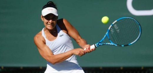 Vero cayó en semifinal del tenis en singles