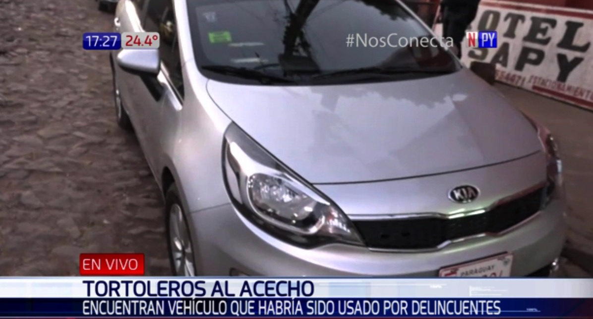 Policía tras las pistas de peligrosa banda de tortoleros en Asunción