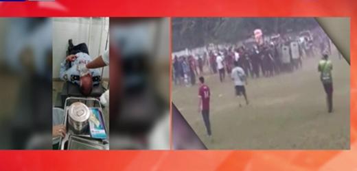 Torneo termina a los golpes y deja 12 heridos en Yaguarón