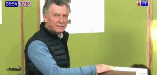 Derrota electoral de Macri en Argentina
