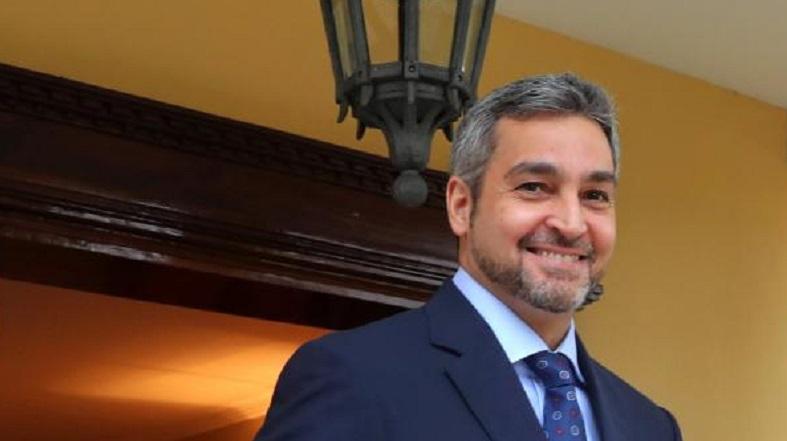 Mario Abdo a disposición de la Fiscalía