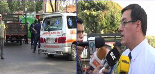 Fiscalía investiga homicidio doloso tras conflicto entre fleteros
