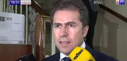 Castiglioni asegura 'negociación paralela' al acta bilateral