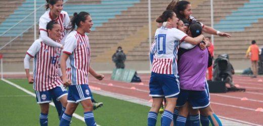 Albirroja femenina a semifinales en Lima