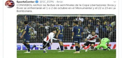 Medio Argentino da por hecho eliminación de Cerro
