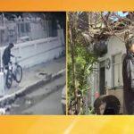 Le robaron la bicicleta de su casa a plena luz del día