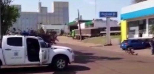 Rápida reacción policial frustra asalto a entidad bancaria