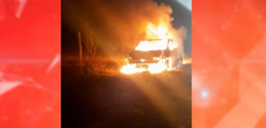 Dos personas murieron calcinadas en Horqueta