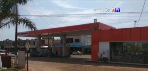 Millonario asalto a estación de servicios en Itapúa
