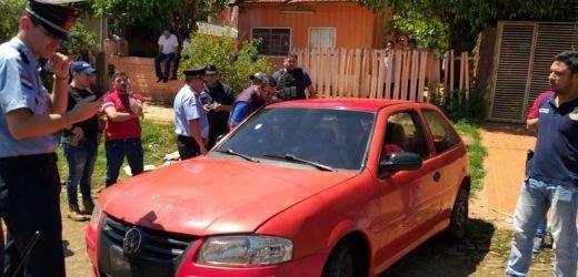 Un abatido y dos detenidos tras asalto y tiroteo en Pedro Juan Caballero