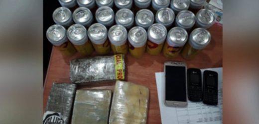 Prisión para guardiacárceles tras ingreso de droga y alcohol