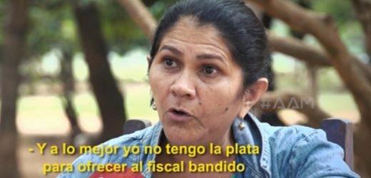 """Doña Obdulia: """"Espero cada día que un sicario me mate"""""""