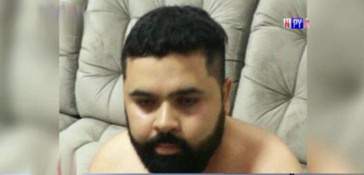 Cae 'Candonga', supuesto comerciante de drogas y armas en Amambay