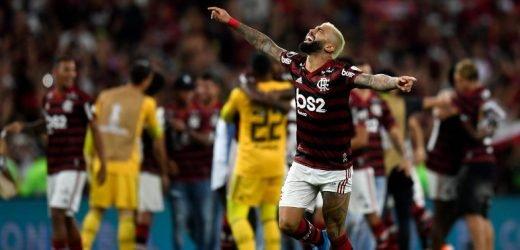Flamengo aplasta a Gremio y se instala en la gran final