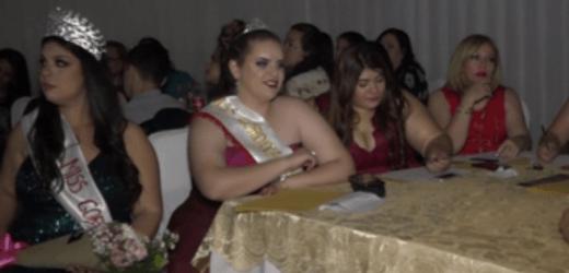 Flamante gala de Miss Gordita 2019