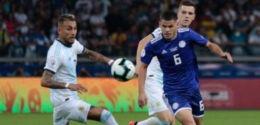 Paraguay confirma amistosos para noviembre