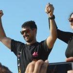 Andrea Lafarja conquistó el Chaco