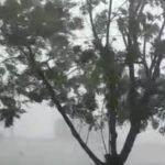 Temporal arrasa viviendas y deja caminos intransitables en Bahía Negra