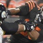 Salvaje batalla campal entre jugadores de la NFL