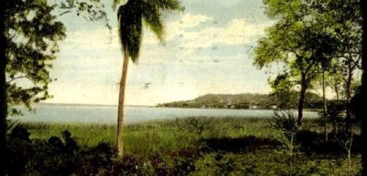 Cuando el lago Ypacaraí era azul