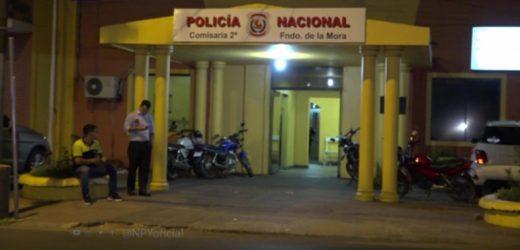 Fueron detenidos intentando robar una moto