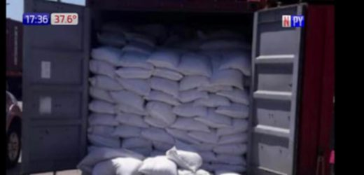 Incautan 3 toneladas de cocaína en Montevideo